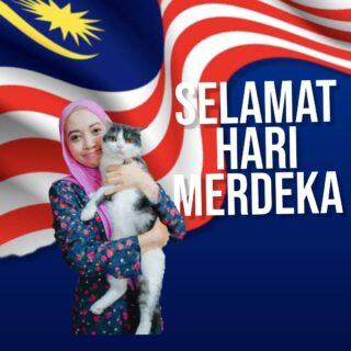Selamat menyambut hari kemerdekaan Malaysia ke-64  #malaysiaprihatin #merdekaday